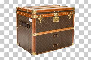 Trunk Louis Vuitton Suitcase Travel Bag PNG