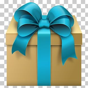 Gift Box Ribbon PNG