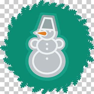 Snowman Christmas Ornament Symbol Tree Christmas Decoration PNG