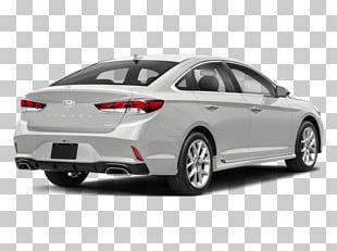 2018 Hyundai Sonata Sport Car Sedan Automatic Transmission PNG
