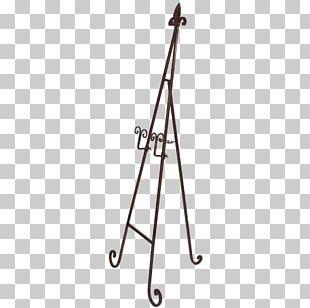 Easel Angle Iron Dance PNG