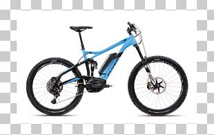 Electric Bicycle Mountain Bike Enduro Flyer PNG