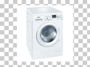Washing Machines Siemens WM14P420 Home Appliance PNG