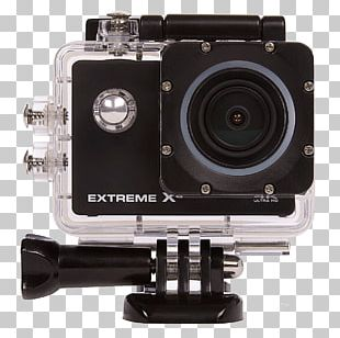 Action Camera Nikkei Extreme X6 1080p Video Cameras PNG