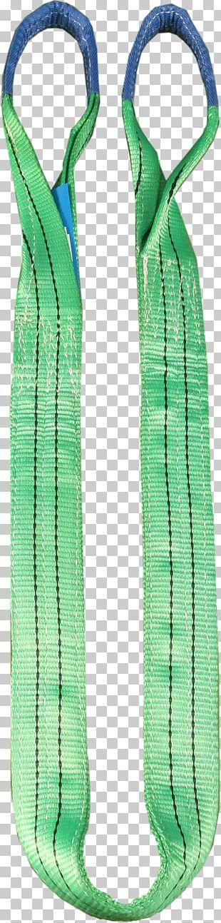 Hebeband Polyester Anschlagmittel Working Load Limit Rundschlinge PNG