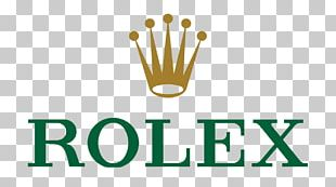 Rolex Logo Brand Watch PNG