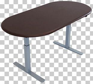 Standing Desk Table Office Computer Desk PNG