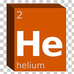 Symbol Periodic Table Chemical Element Chemistry Helium PNG