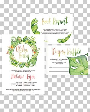 Wedding Invitation Baby Shower Infant Party PNG