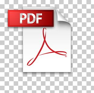 PDF Computer Icons Microsoft Word PNG