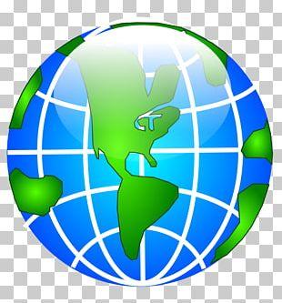 Globe Latitude Northern Hemisphere PNG