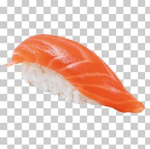 Salmon Sushi PNG