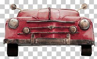 Vintage Car MINI PNG