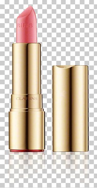 Clarins Joli Rouge Lipstick Cosmetics Sunscreen Make-up PNG