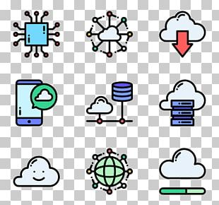 Cloud Computing Computer Network Computer Icons PNG