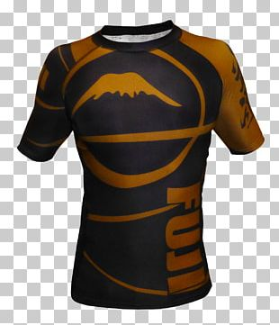 Jersey T-shirt Rash Guard Brazilian Jiu-jitsu Sleeve PNG