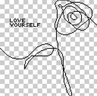 Love Yourself: Tear BTS Love Yourself: Her Flower PNG