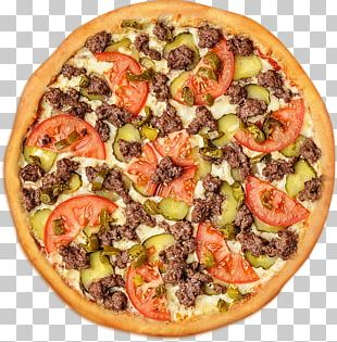 Pizza Hut Vegetarian Cuisine Bacon Domino's Pizza PNG