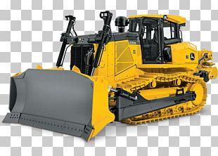 John Deere Construction & Forestry Bulldozer Heavy Machinery Excavator PNG