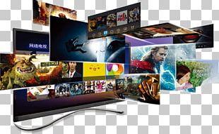 Smart TV 4K Resolution Television Android TV Kodi PNG