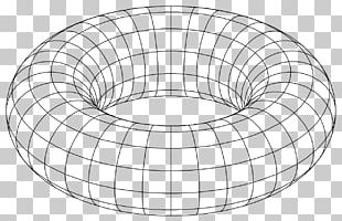 Torus Topology Geometry Circle Shape PNG
