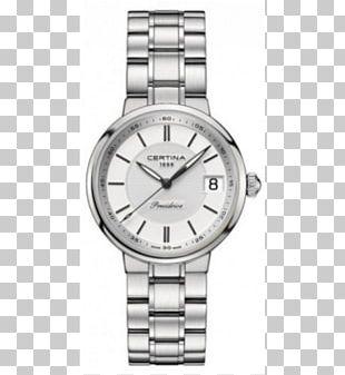 Certina Kurth Frères Chronometer Watch Quartz Clock ETA SA PNG