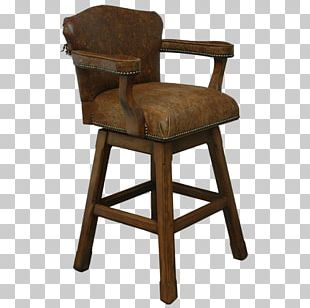 Bar Stool Chair Furniture PNG