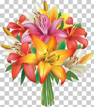 Flower Bouquet PNG