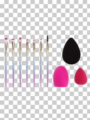 Makeup Brush Lip Gloss Lipstick PNG