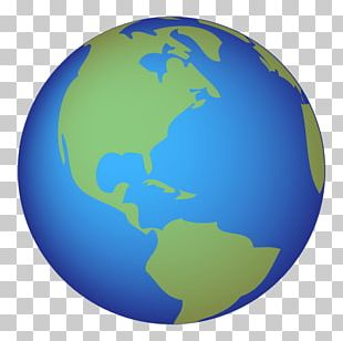 Earth Globe T-shirt World Emoji PNG