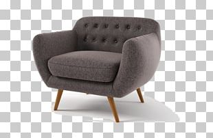 Fauteuil Wing Chair Couch PNG