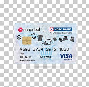 HDFC Bank Credit Card Cashback Reward Program PNG