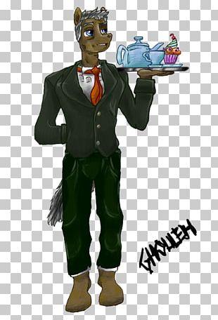 Mascot Cartoon Pony PNG