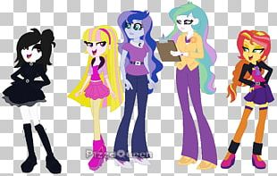 My Little Pony: Equestria Girls Doll My Little Pony: Equestria Girls Mannequin PNG