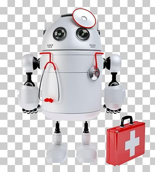 Medical Robot Physician Nursing Health Care PNG