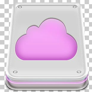 Pink Heart Purple PNG