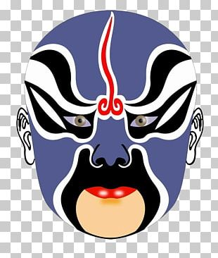 China Peking Opera Chinese Opera Mask PNG