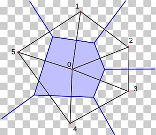Voronoi Diagram Simple Polygon Hexagon Regular Polygon PNG
