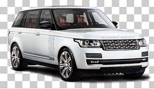 2014 Land Rover Range Rover Sport 2018 Land Rover Range Rover Range Rover Evoque Car PNG
