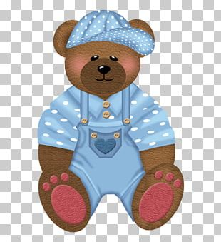 Bear Paper Baby Shower Infant PNG