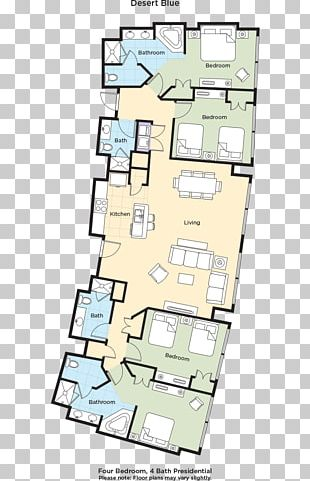 Wyndham Desert Blue Hotels.com Room Floor Plan PNG