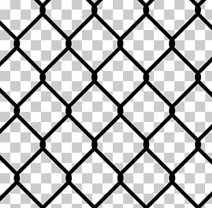 Barbed Wire Perimeter Fence Chain-link Fencing Mesh PNG
