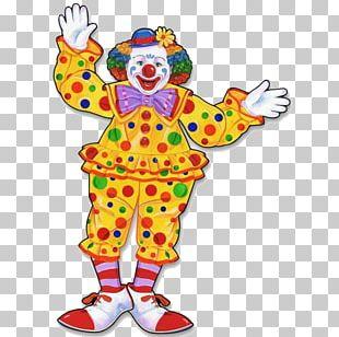 Circus Clown Circus Clown Party Birthday PNG