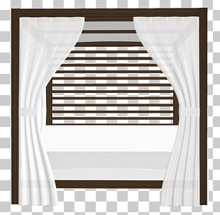 Curtain Window Covering Cabana Outerwear PNG