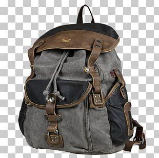 """Backpack Handbag Côte&Ciel Isar 15"""" Computerrygsække Belagt Canvas Flerfarvet Mænd Leather PNG"""