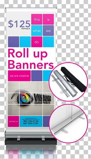 Printing Banner Point Of Sale Display Canvas Print PNG