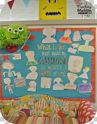 Bulletin Board Classroom Home Economics Family PNG