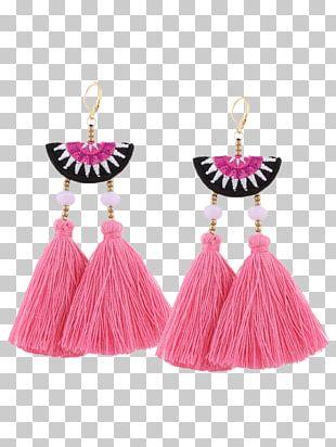 Earring Jewellery Charms & Pendants Pearl Tassel PNG