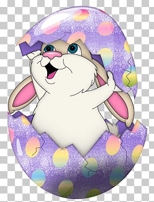 Easter Bunny Egg Hunt Easter Egg PNG