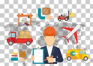 Logistics Technique Transport Bedürfnis Management PNG